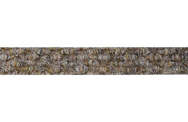 tapis aluminium couleur beige