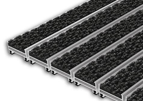 tapis aluminium geggus