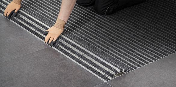 tapis aluminium sur mesure
